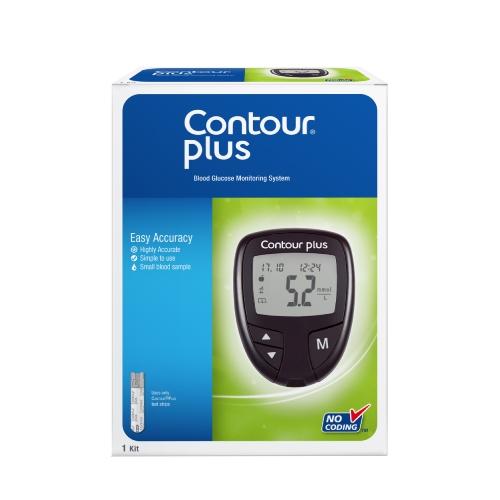 глюкометра Contour Plus